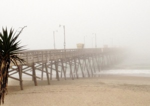 Bogue Pier-March 2012