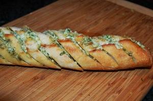 Herbed Artichoke bread II