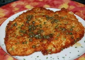 Grilled Eggplant Parmesan, Deep Dish Pizza,& Schnitzel – Cucina ...