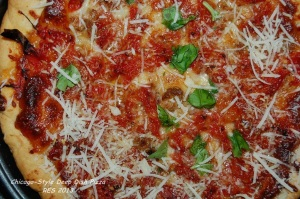 Deep Dish Pizza VII