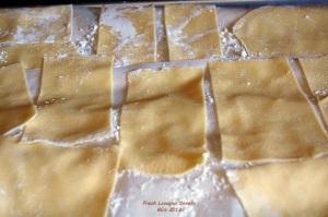 Fresh Lasagna Sheets