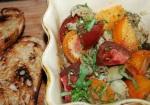 Heirloom Tomato and Marinated Artichoke Panzanella V