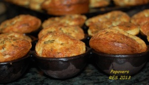 Oyster Chowder Popovers II