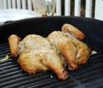 Spatchcocked Glazed Chicken APL I