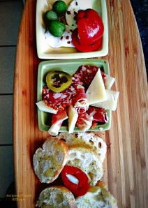 Antipasto Lunch 1