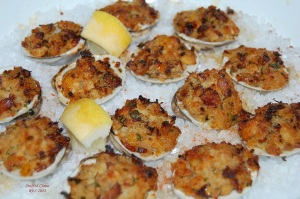 Stuffed Clams V