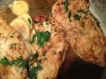 Chicken Piccata