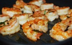Grilled Shrimp for Etouffee