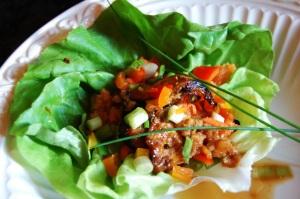 lettuce wraps I