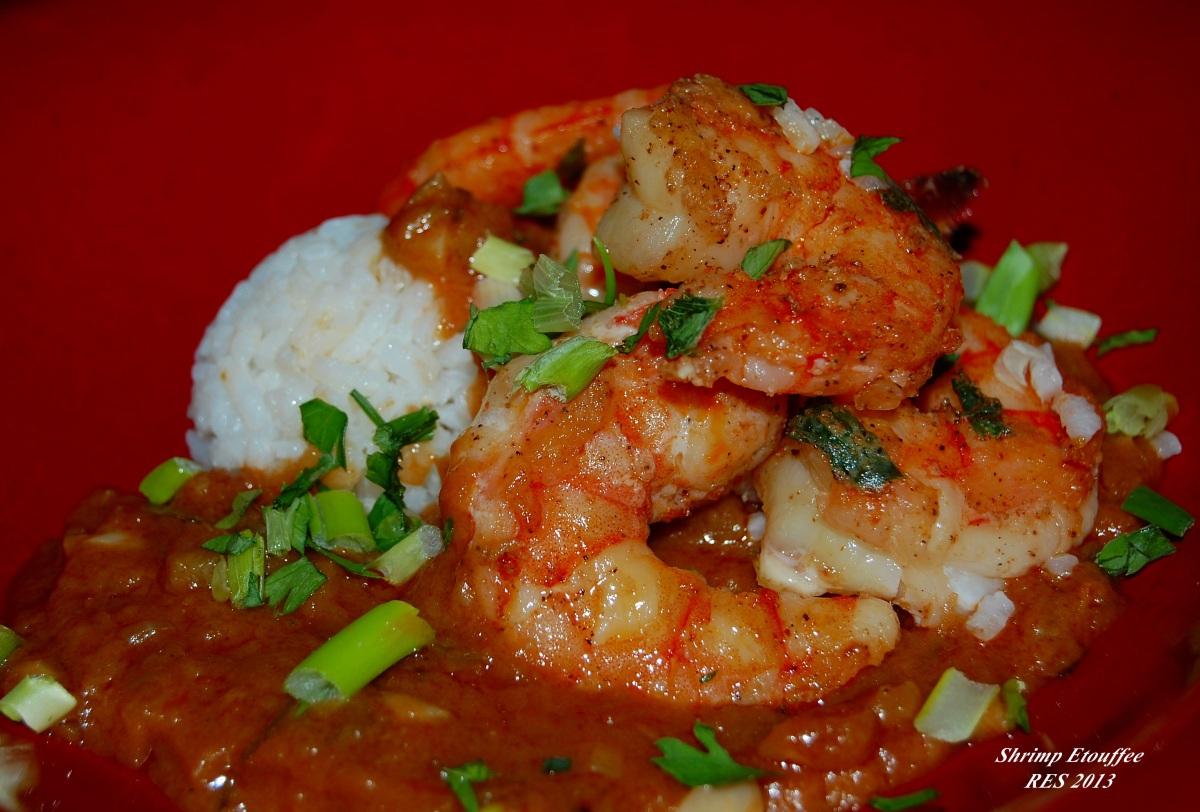 Shrimp Etouffee | Cucina Magia