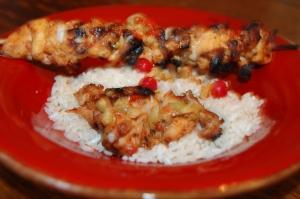 Tunisian Kebabs II