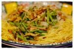 Asparagus and Mushroom Pasta 4