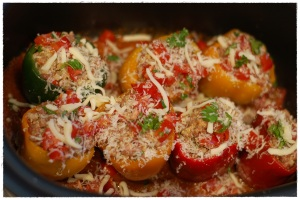 Italian Stuffed Peppers (3)