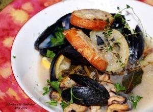 Mussels Julia I