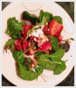 Strawberry Salad 3