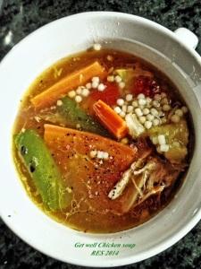 Get Well Chicken Soup 2