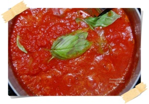 Pomodoro Sauce 2