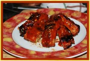Spicy Baby Back Ribs Donald Link 2