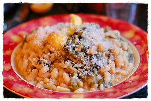 Braised Escarole and Cannellini Beans - Copy