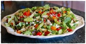 Easter Greek Style Salad 3