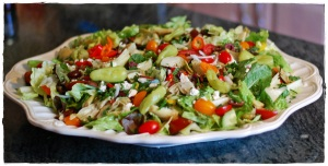 Easter Greek Style Salad 3