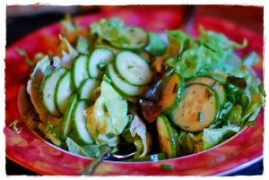 French Salad with Mustard Vinaigrette (2)