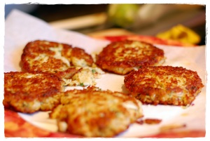 Lee Brothers Crabcakes