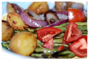Sicilian Salad Blog 2