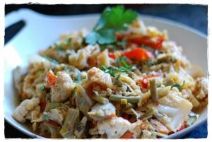 Majorcan Vegetable Stew (2)