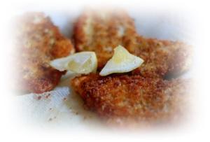 Panko,Parmesan, Pretzel Cutlets 3