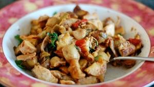 Chicken Hash Truman Capote (2)
