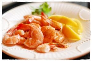 Cold Lunch Shrimp
