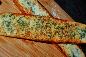 Jakes' Garlic Bread 2