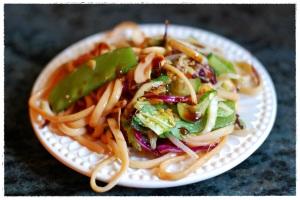 Marisa's Asian Noodle Salad 4