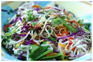 Marisa's Asian Noodle Salad 5