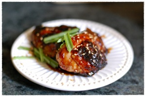 Marisa's Teriyaki Chicken Blog