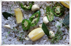 Salt Baked Shrimp Recipe2