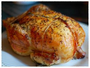 Besh Herb Roasted Chicken (3