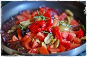 Besh Pasta Chidken and Tomatoes 2