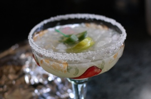 Classic Margarita for Foil Boil Night