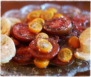 Brown Butter Tomatoes (2)