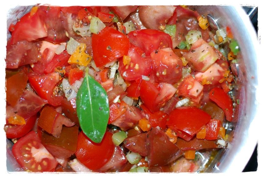 Italian Stewed Tomatoes