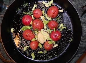 Rosemary Potatoes 2
