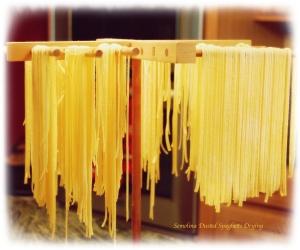 Semolina Spaghetti