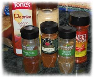 Flank Steak Spices