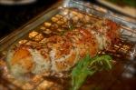 Pork WHoney Tarragon glaze