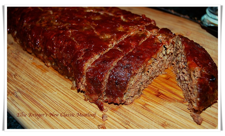 Ellie Krieger Meatloaf