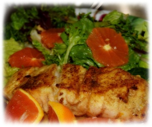 Citrus Grouper