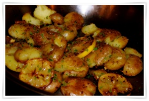 Greek Potatoes