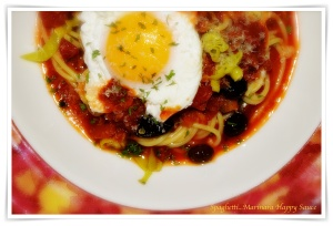 marinara with egg4